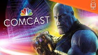 Disney Responds to Comcast All Cash bid for FOX