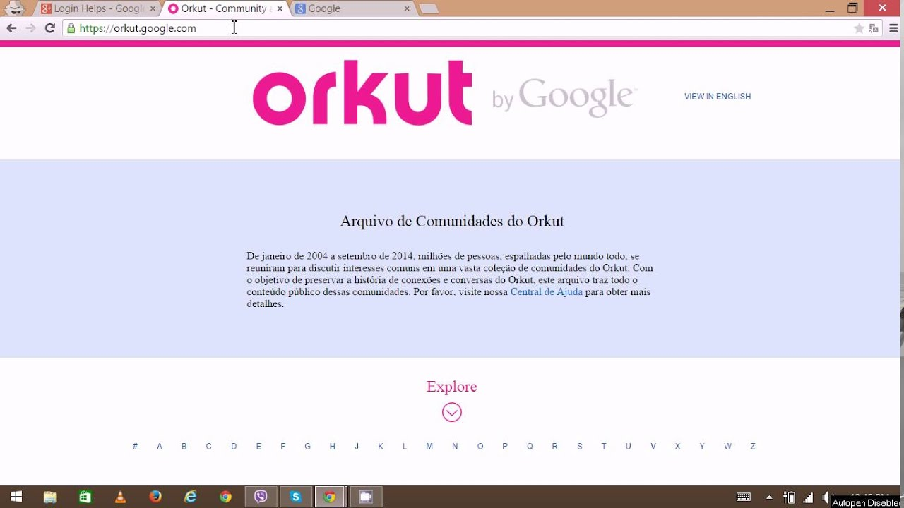 Como desbloquear cadeados de fotos do orkut 49