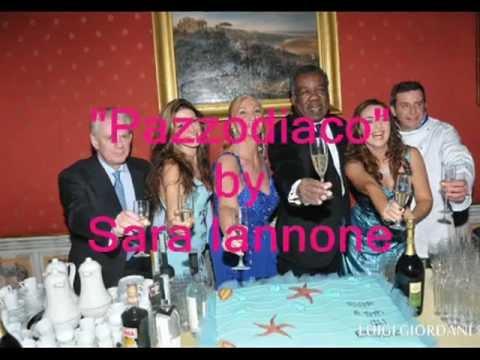 Valeria Mangani e Antonello De Pierro al party Pazzodiaco di Sara Iannone
