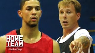 Austin Rivers Vs. Jason Williams (White Chocolate) At Orlando Pro Am; New School vs Old School