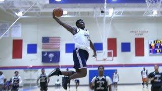 Zion Williamson VS Chandler Lindsey! Full Highlights