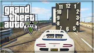'GLITCHED RACE!' GTA 5 Funny Moments With The Sidemen (GTA 5 Online Funny Moments)