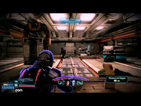 Mass Effect 3 Gameplay Xbox 360 - Part 3 - Priority: Mars (Chasing Dr. Eva)   WikiGameGuides