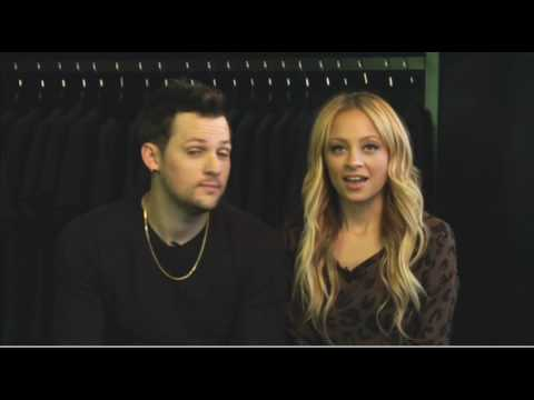 Nicole Richie & Joel Madden Regift Fruitcakes on Facebook