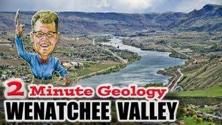 Wenatchee Washington - Ice Age Floods Geology