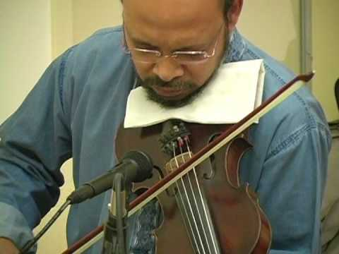 Vaishnav jan to -- violin solo by Amitava Sen