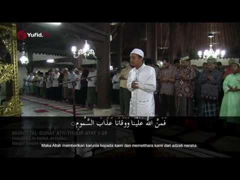 Surah Ath Thuur Ayat 1 28   Ustadz Ulin Nuha Al Hafidz ᴴᴰ (Arabic and Malay Subtitle)