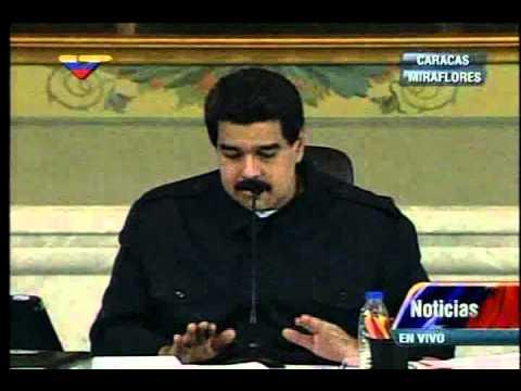 Maduro sobre Leopoldo López: