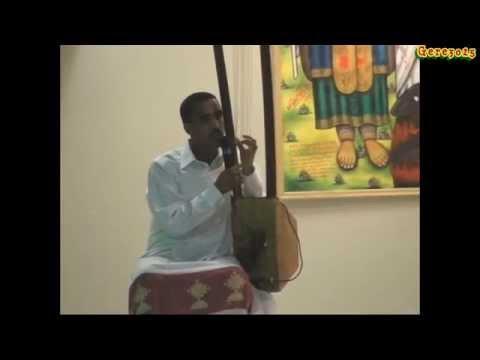 Ethiopian Orthodox Tewahedo Begena Mezmur by Kesis Akalu
