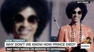 Former Prince bassist 'heard a lot of conversations' about hip pain