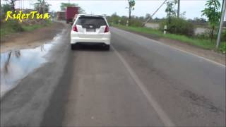 Mengerjar Honda Jazz Niru Video Iwan Banaran