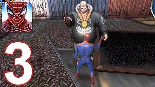 The Amazing Spider-Man - Gameplay Walkthrough Part 3 (iOS, Android)