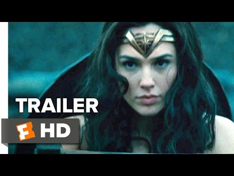 Wonder Woman Official Comic-Con Trailer (2017) - Gal Gadot Movie