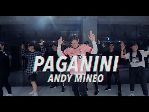 PAGANINI - ANDY MINEO / WILL HAN CHOREOGRAPHY