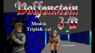 Wolfenstein 3D Modok - Wolfenstein 2013 #2 (Vendégszereplőkkel)