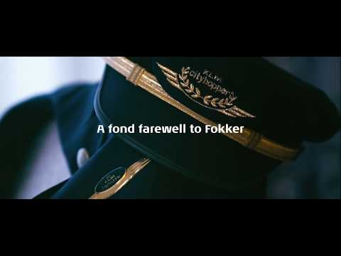 A fond farewell to Fokker