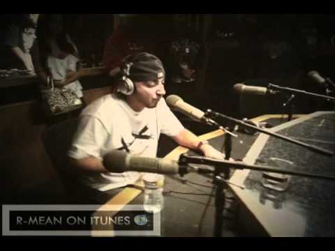 R-Mean - Live on The Wake Up Show on Power 106!!