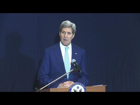 Kerry says 'important gaps' remain in Iran nuclear deal