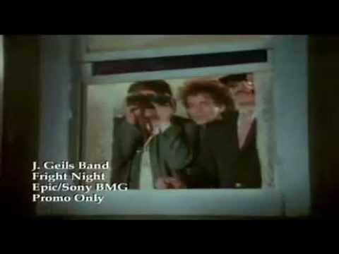J Geils Band - Fright Night