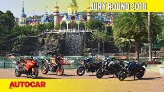 Jury Round | Bikes | Autocar India Awards 2018