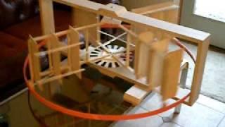 Ветрогенератор из стиральной машины своими руками