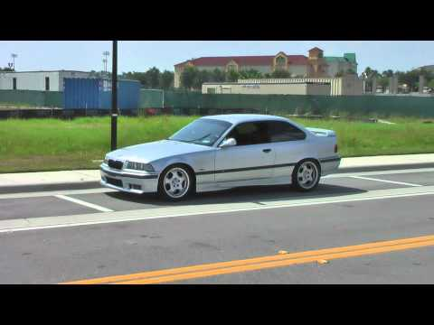 BMW E36 with LS1 T56