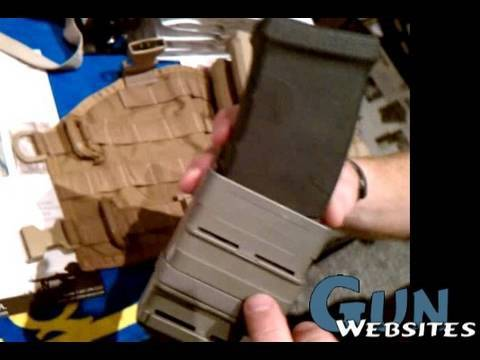 ITW Military FASTMAG Gen III for AR15. M16. M4 magazines