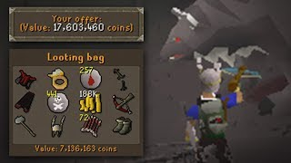 I just Wanted a Dragon Pickaxe (#4)