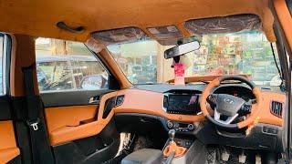 Full Customized Interior For Hyundai Creta   Hyundai Creta From Yamuna Nagar   2019 Creta