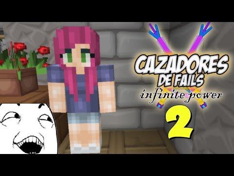 El Pack de Rebeca! | Cazadores de fails 2 Infinite Power #2