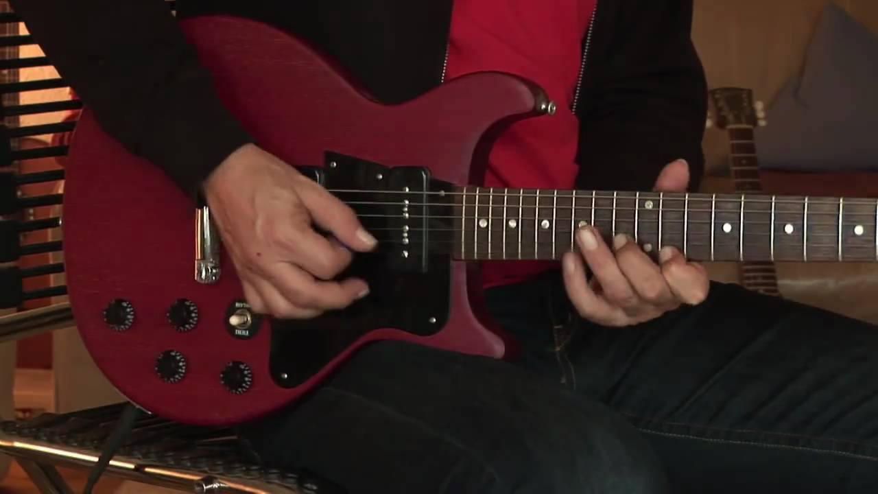 2005 Gibson Les Paul Special Dc Youtube