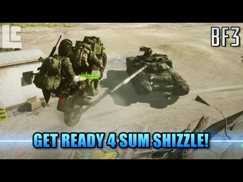 Double Vision - Get Ready 4 Sum C4 Shizzle! (Battlefield 3 Gameplay/Commentary)