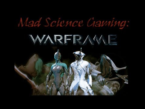 Warframe No.5 - The Adventures of Naked Man!