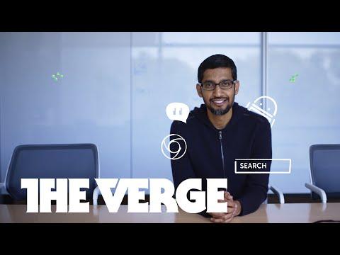 The future of Google with Sundar Pichai