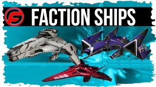 Destiny How To UNLOCK FACTION SHIPS Teilhard War Fermi Solution Visible Hand Get Faction ships
