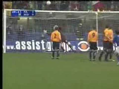 Andrea Pirlo- The free kick maestro Video