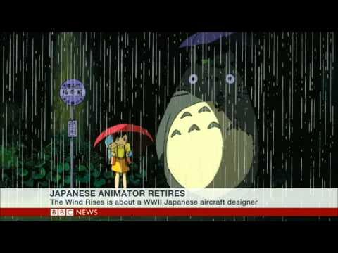 Hayao Miyazaki retires