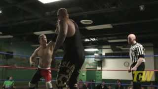 Wesley Pipes vs. Michael Rave - TCW in Dartmouth NS