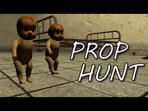 TAKEN! (Garry's Mod Prop Hunt)