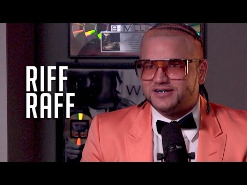 Riff Raff talks Wrestling, Wanting to Collab w/ Lady Gaga + What Katy Perry Smells Like