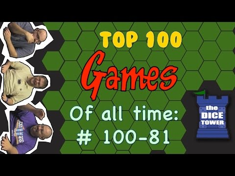 Best Games of all Time! - People's Choice 2014:  # 100 - # 81
