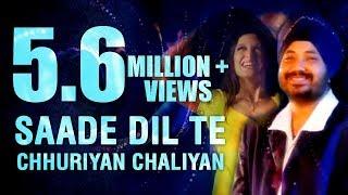 Daler Mehndi | Saade Dil Te Chhuriyan Chaliyan | Punjabi Pop Song | Superhit Punjabi Party Song