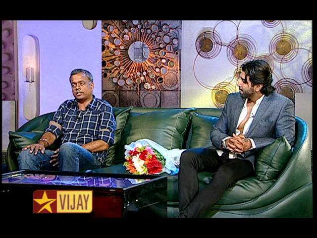 Koffee with DD - Gautham Menon and Arun Vijay   15th February 2015   Promo 2