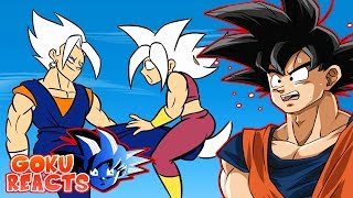 Download Lagu Goku Reacts To VEGITO VS KEFLA, Dragon Ball Parody Gratis STAFABAND