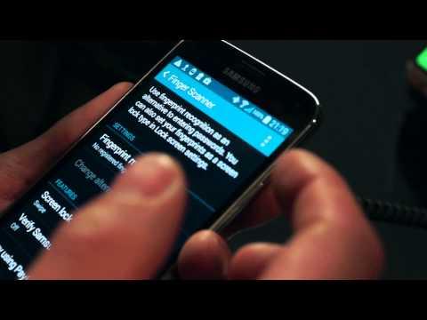 Samsung Galaxy S5 at MWC 2014 - news.smartphone.bg (Bulgarian HD version)