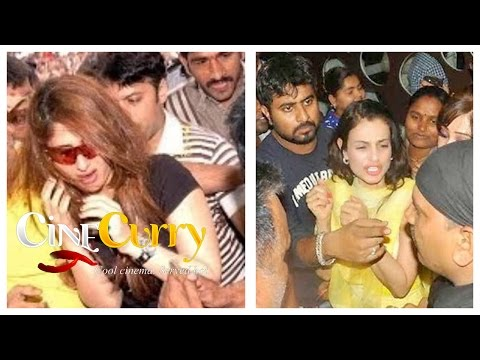 SHOCKING! Bollywood Actresses Get Molested In Public thumbnail