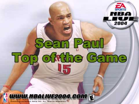 Sean Paul - Top Of The Game