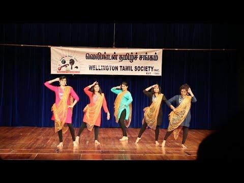 Tamil Dance Performance – 2015