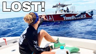 STRANDED AT SEA: HOW WE MADE IT BACK ALIVE!