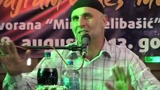 hfz. Sulejman Bugari i hfz. Aziz Alili